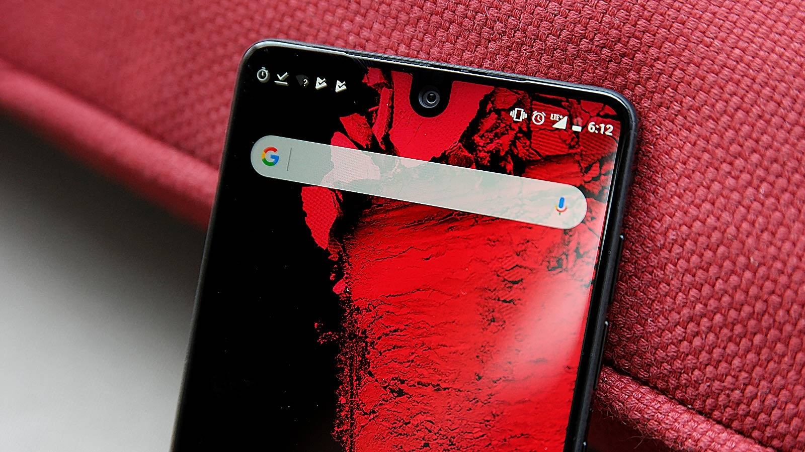 For Better Or Worse, Google Is Apparently Getting Down With The Notch