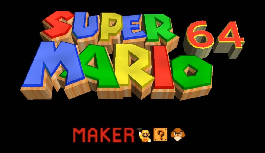 New Super Mario 64 ROM hack introduces a level editor