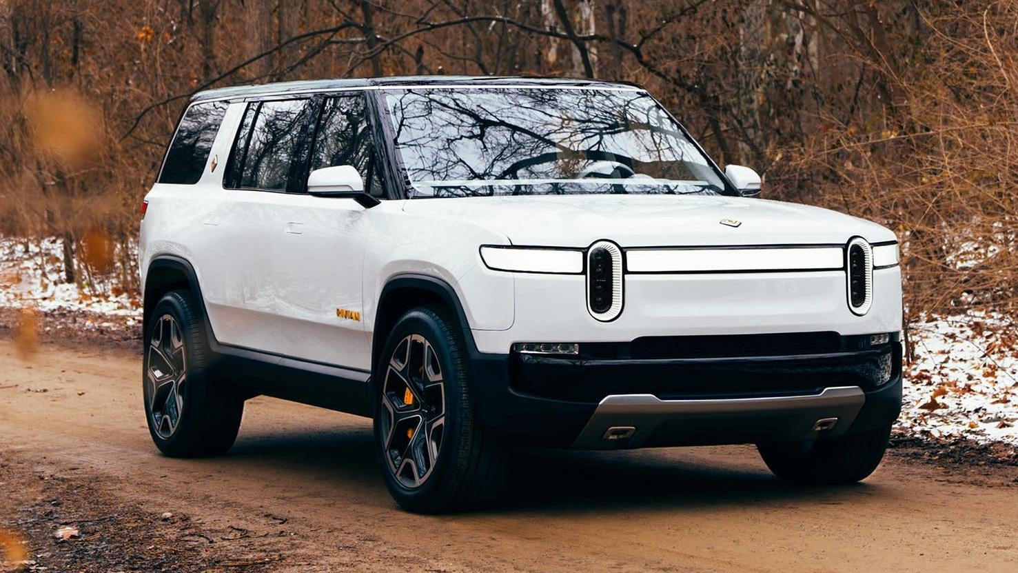 New Rivian Investment Shows How Many Billions It Costs To Start A Car Company
