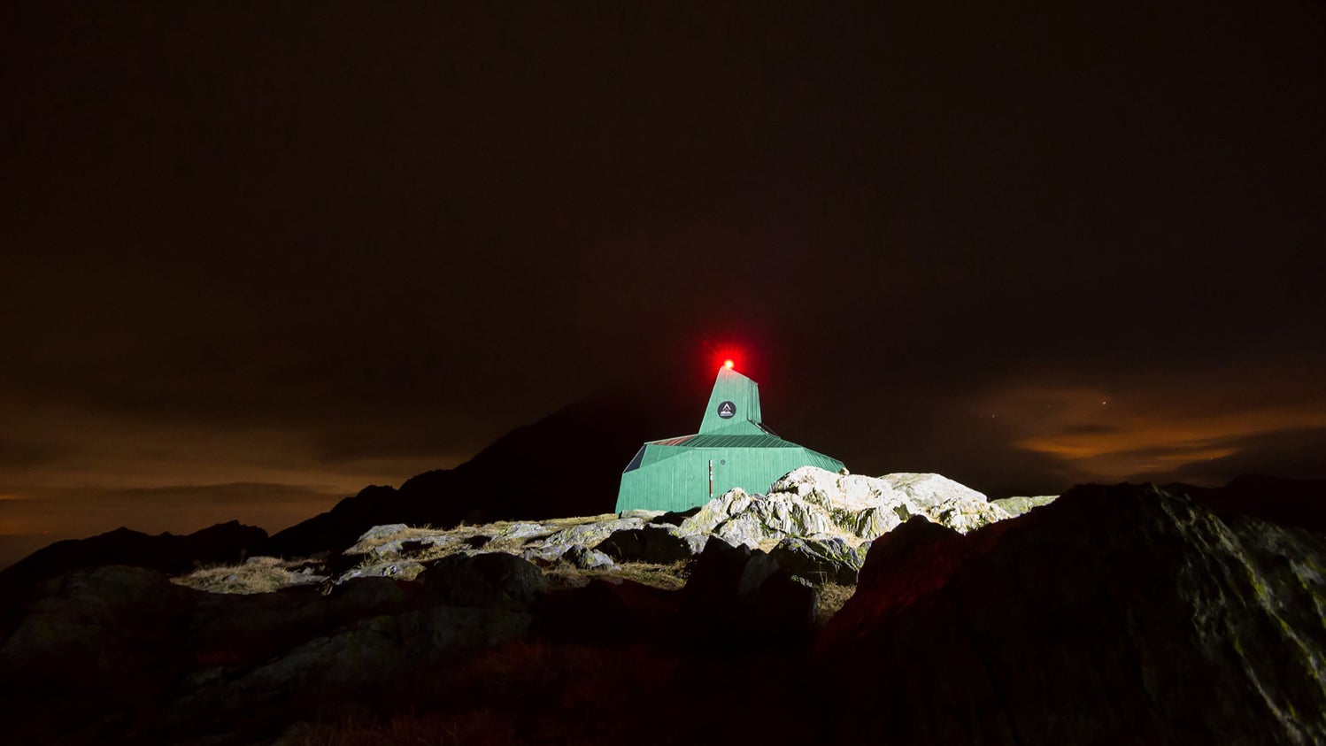 This Mountain Refuge Is A Lighthouse At 2100 Metres