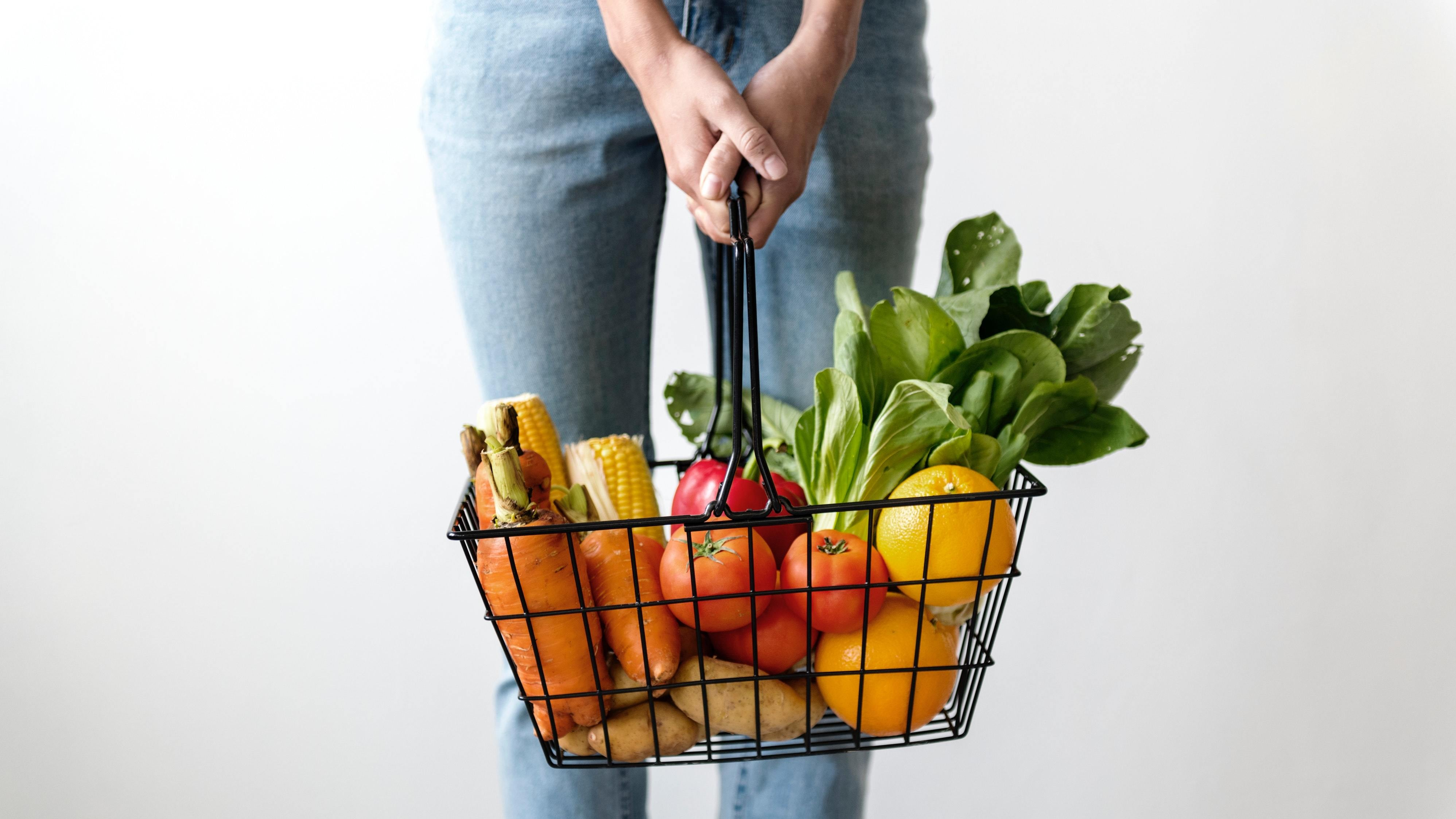 How To Zero-Waste Grocery Shop