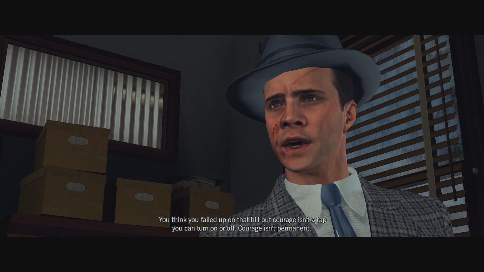 Reviews for LA Noire 2: The Return of Cole Phelps | FanFiction