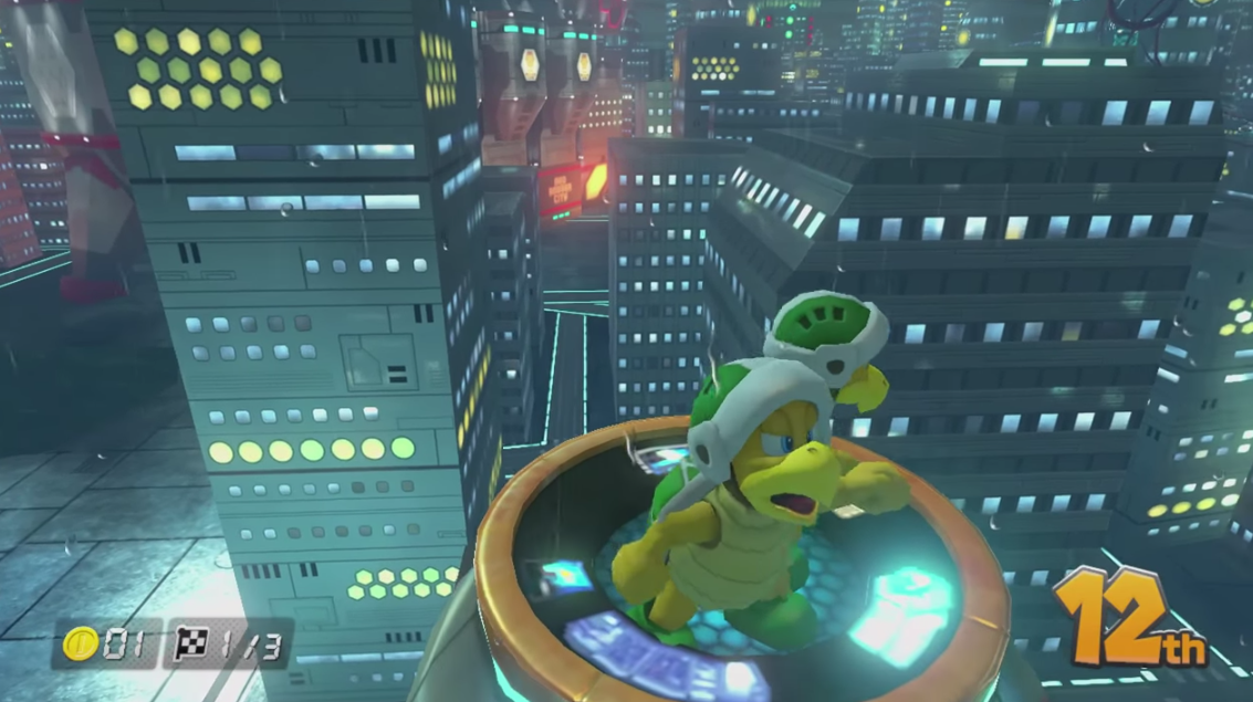 An In-Depth Look At Mario Kart 8's Detailed Maps