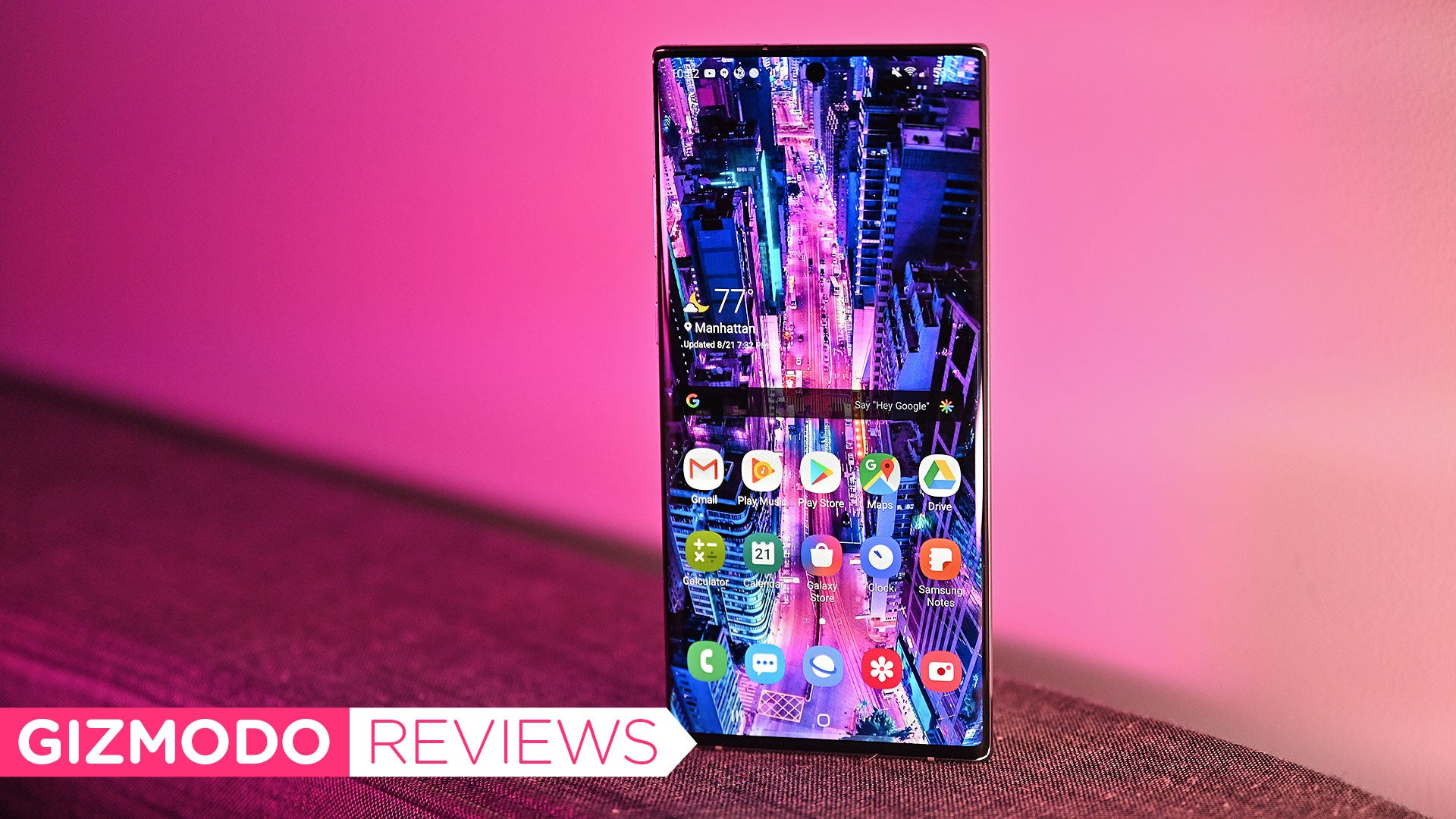 The Galaxy Note 10+ Is Damn Near Perfect