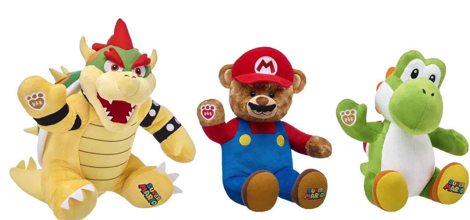 Mario And Bowser Get Along Much Better As Build-A-Bears  Kotaku Australia-7921