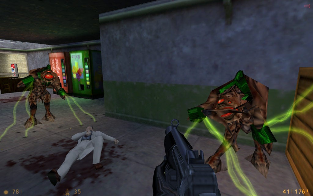 Holy Crap, Valve Is Still Patching Half-Life