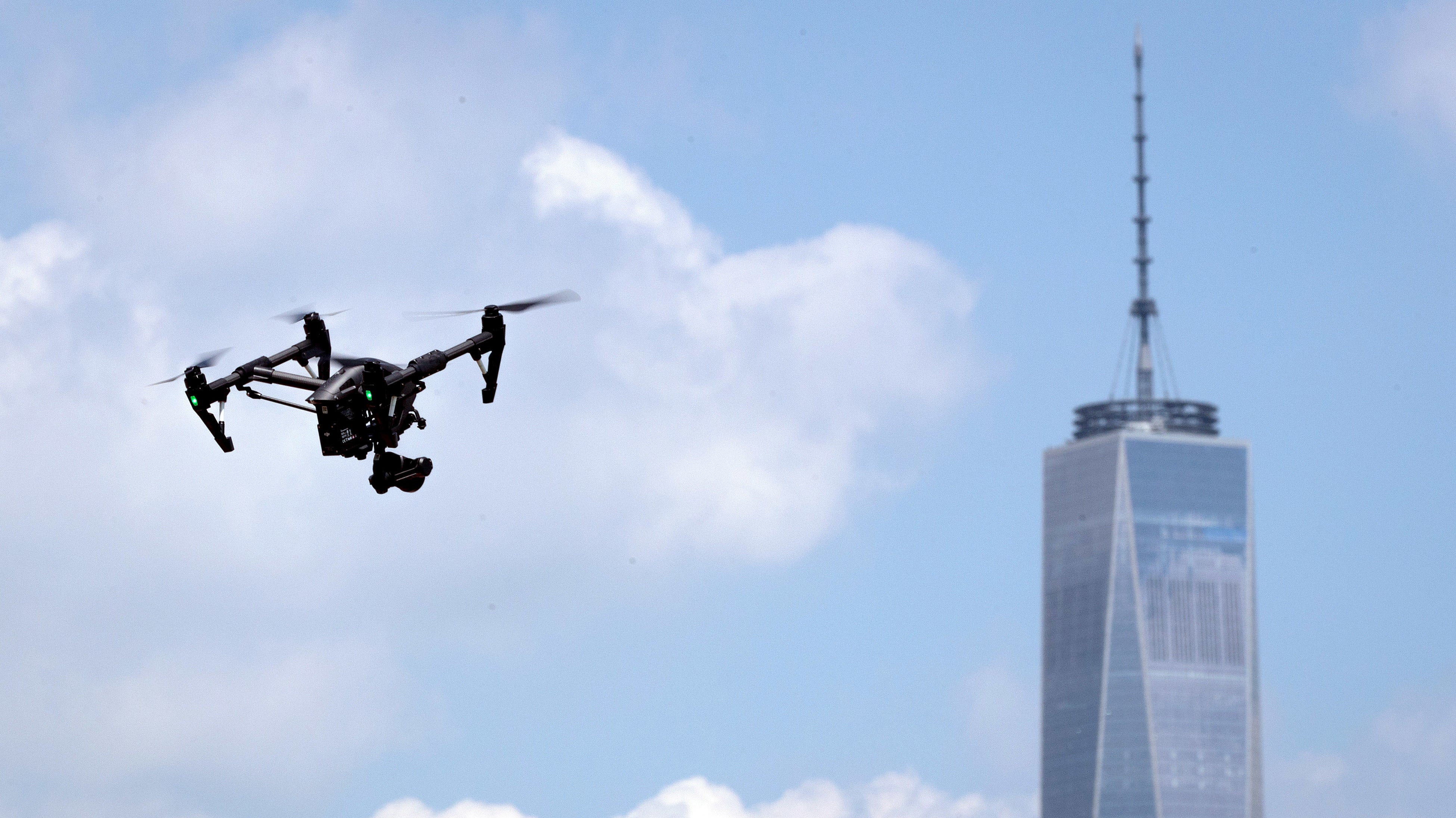Oh Cool, The NYPD Now Has A Fleet Of Drones For 'Tactical Operations'