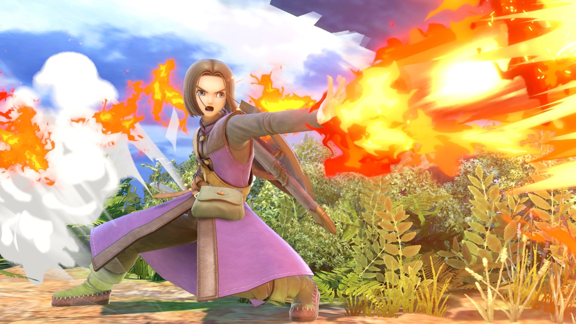 Official Super Smash Bros. Ultimate Tournament Bans Hero, Then Unbans Him