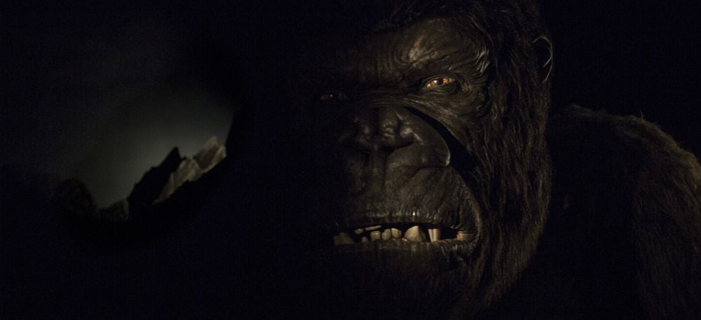 Kong: Skull Island Will Feature 'The Biggest Kong Ever'