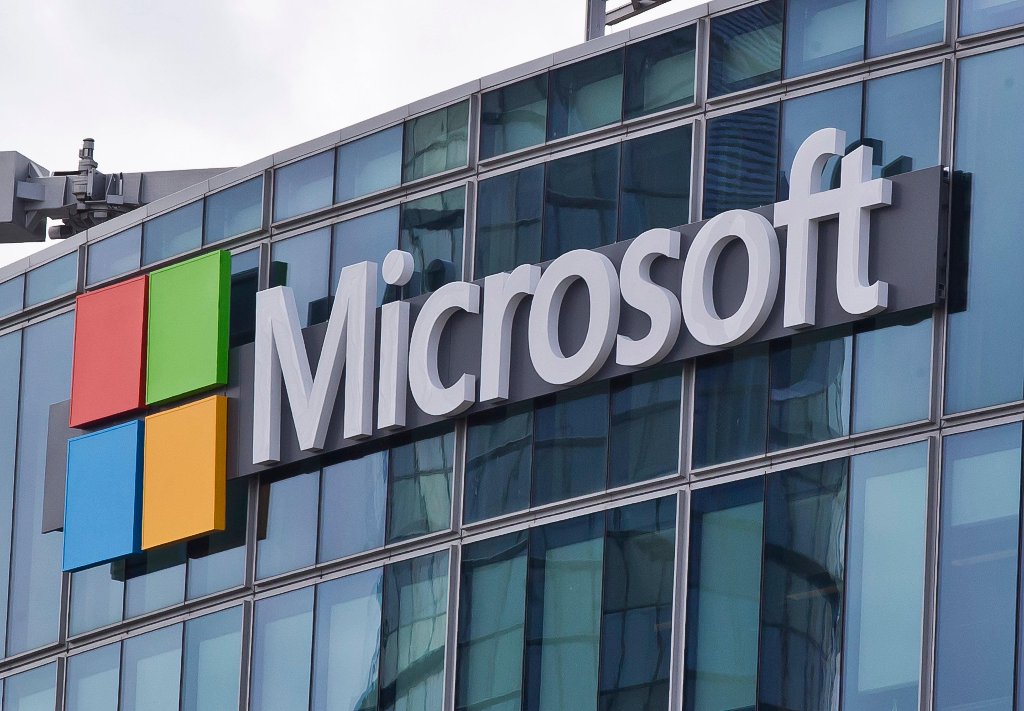 Microsoft Sues DOJ Over 'Unconstitutional' Secret Data Searches