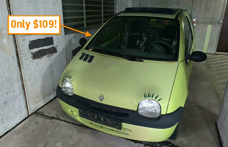 Germany Is A Gold Mine Of Dirt Cheap Renault Twingos And Someone Needs To Save Them