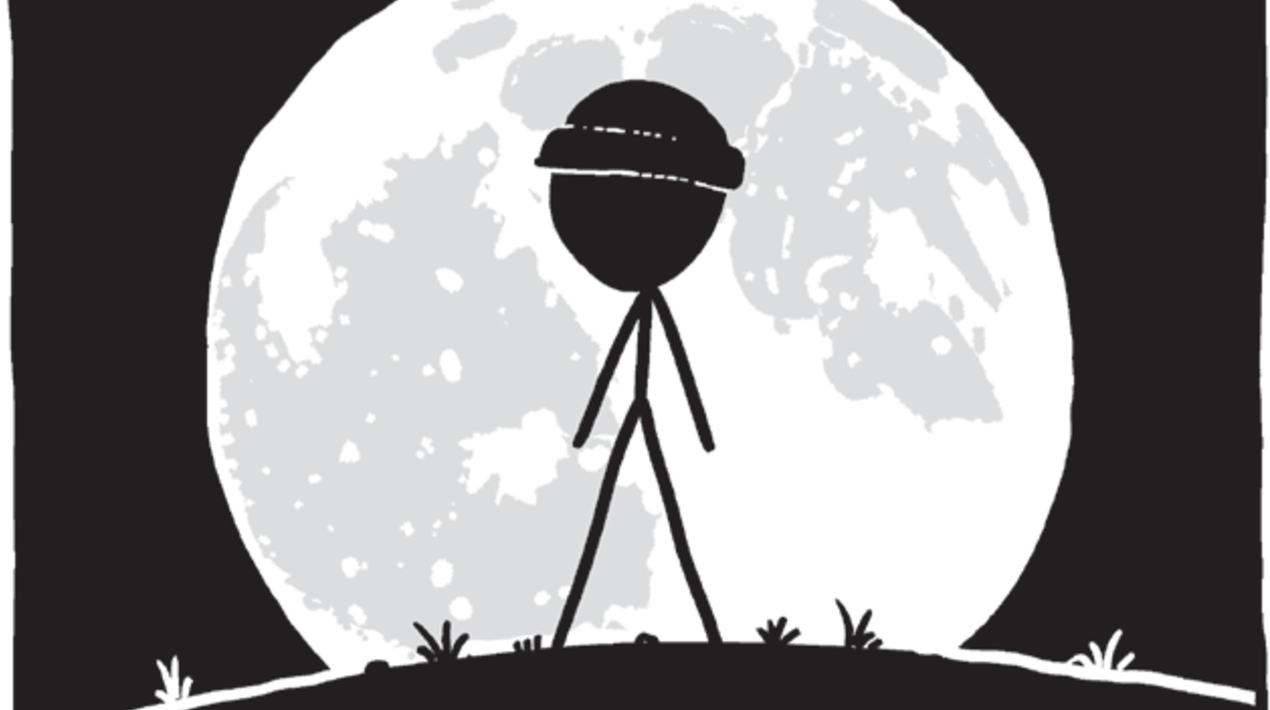 Why Xkcd Creator Randall Munroe Wrote The World's Most Extreme 'How To' Book