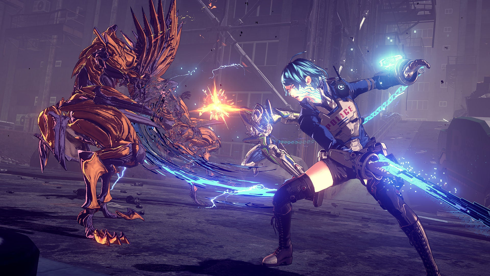 Astral Chain Director Says It Actually Can Be Two-Player, But It Makes The Game Harder