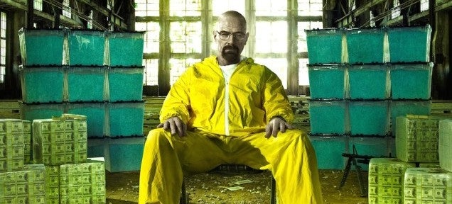 This tribute video for Breaking Bad is just perfectly awesome