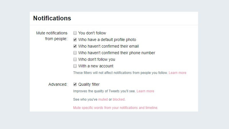 New Twitter update lets you mute even more trolls