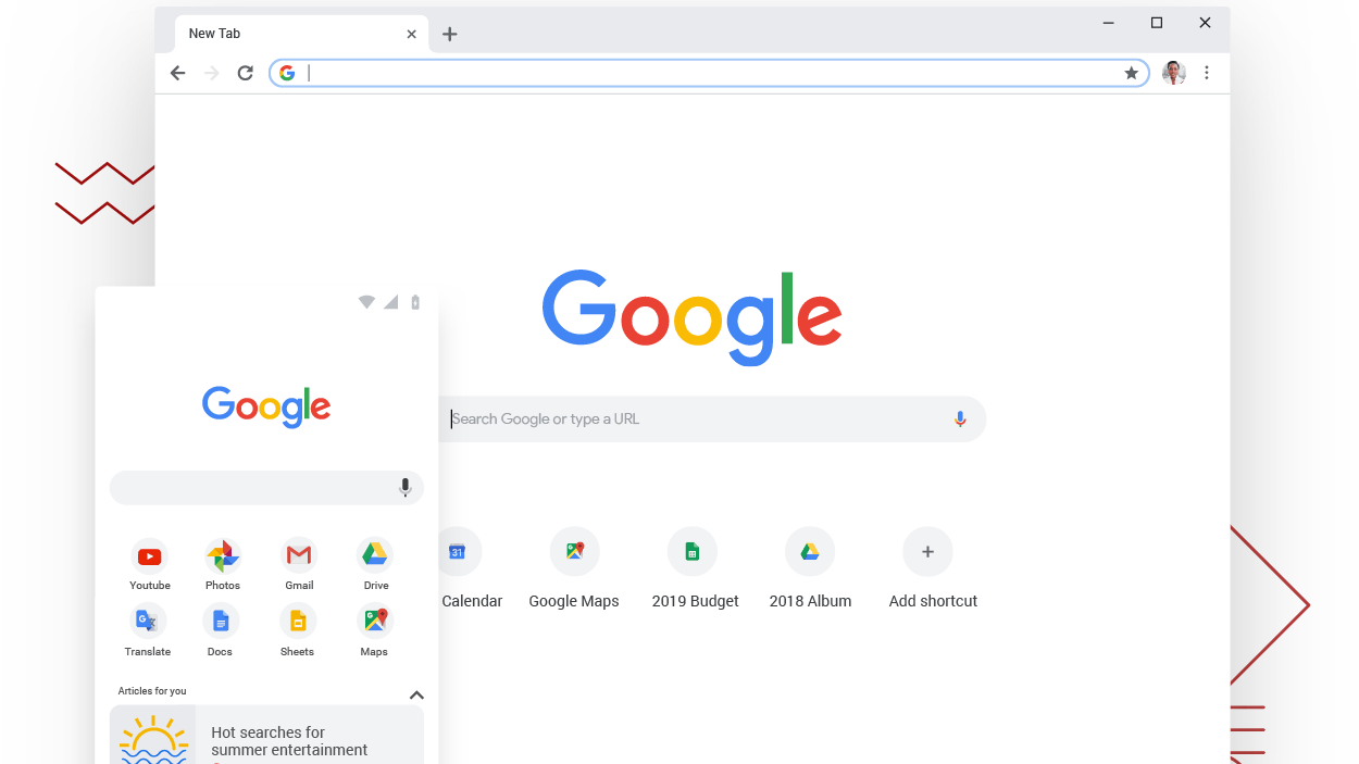 Organise Your Browsing With This Chrome Dashboard Extension