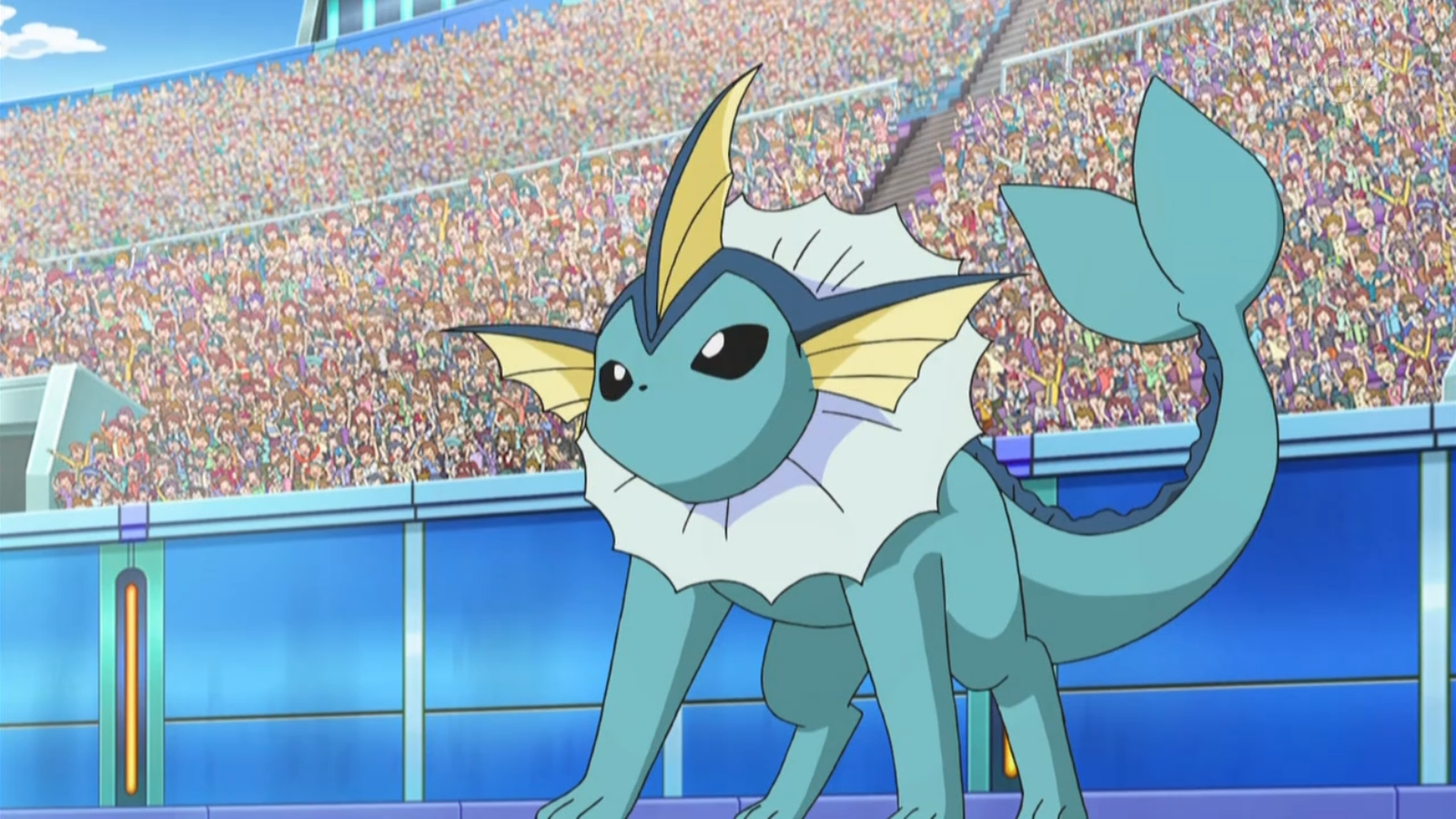 PokemonGO's Vaporeon Has Been Nerfed