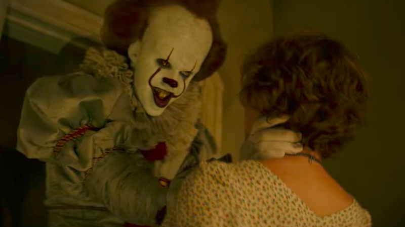 Stephen King horror remake It tops United Kingdom  film box office