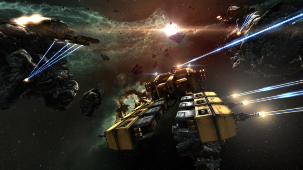 EVE Online's Ship Browser Is No Longer Called ISIS