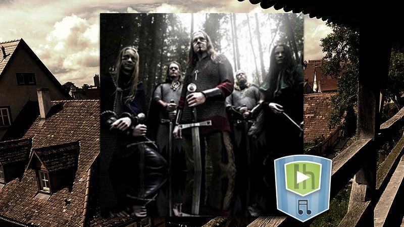 The Folk Metal Playlist