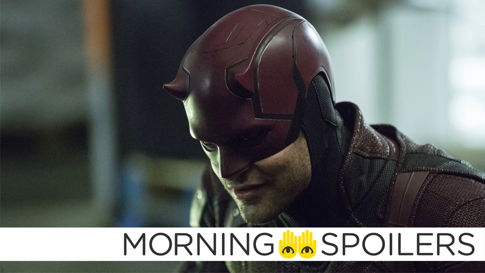 The Big Comics Villain Of Daredevil's Third Season May Have Been Revealed