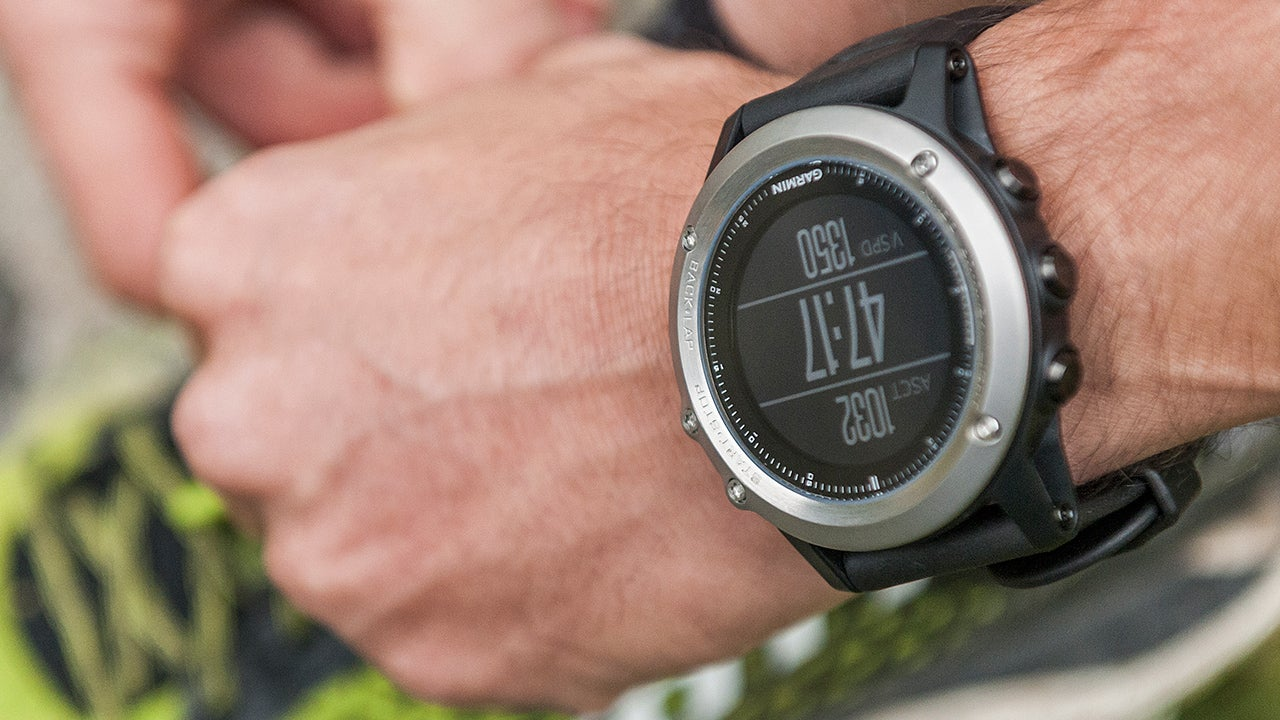 Garmin's fēnix 3 Multisport GPS Watch Keeps Its Active Side Secret