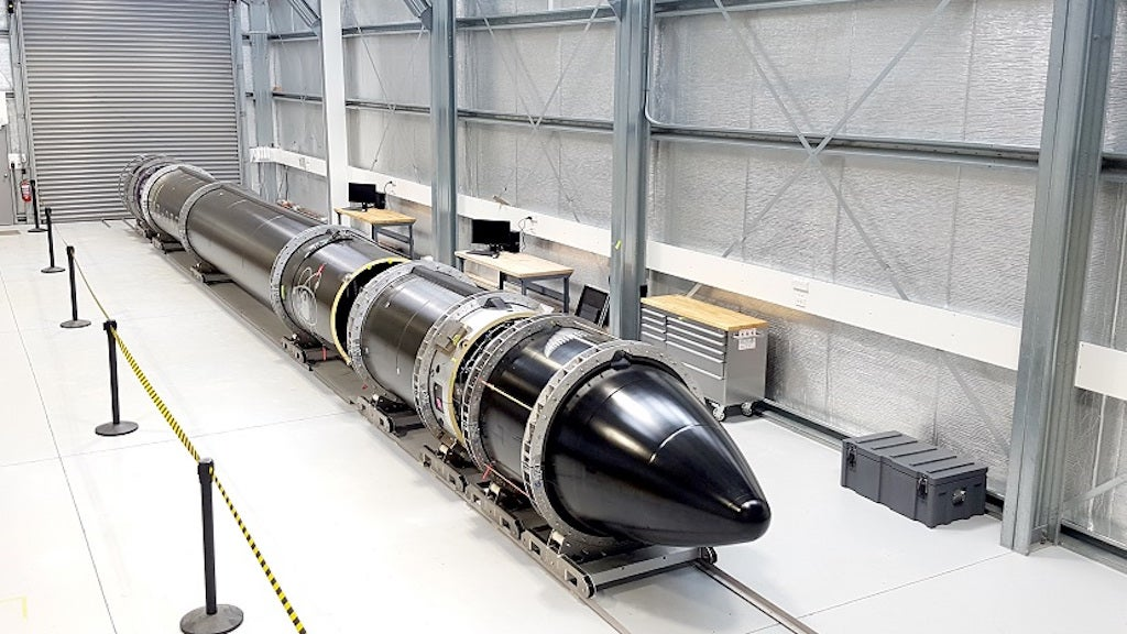 Adorable Carbon Fibre Rocket Is Finally Ready To Launch