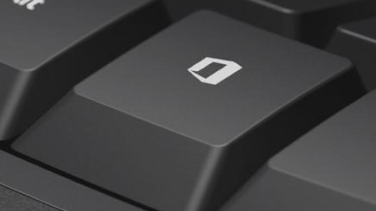 Microsoft Is Considering A Dedicated Office Key For Keyboards, Here's What It Should Do