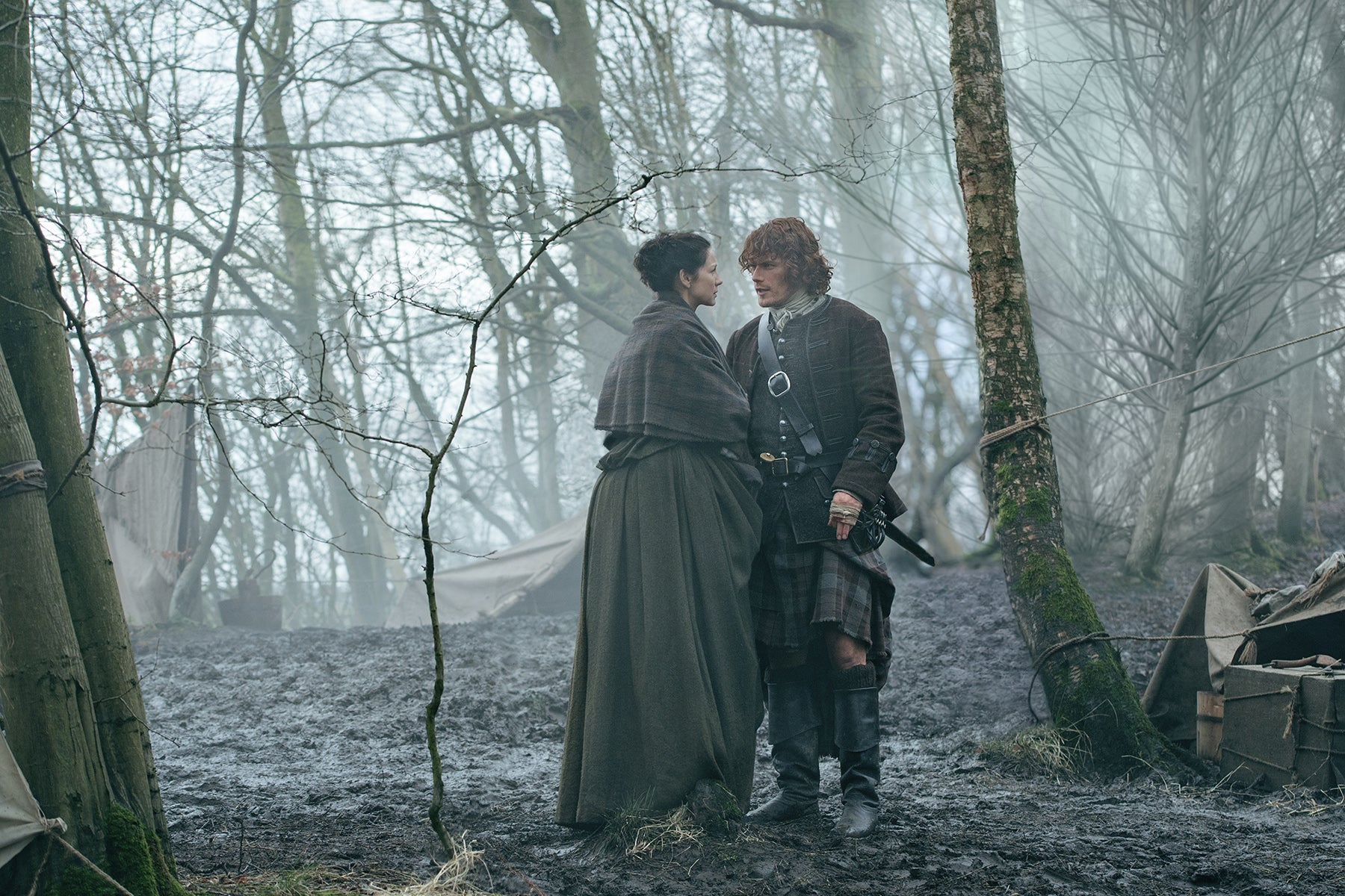 How Outlander Made a Show Without Any Surprises So Damn Good