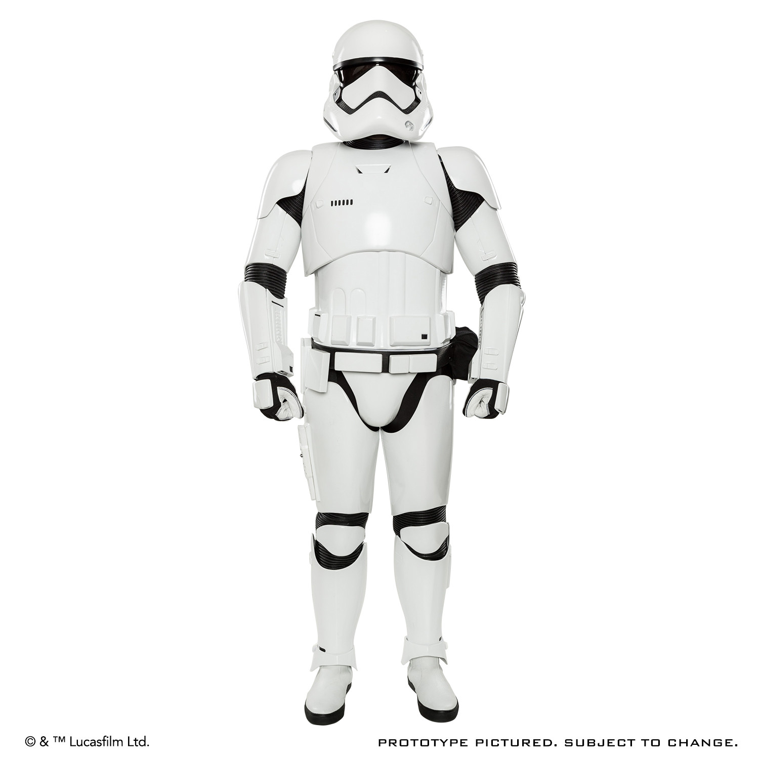 You Will Soon Be Able to Suit Up As A Force Awakens Stormtrooper