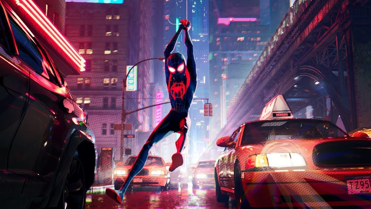 Spider-Man Swings Into The Golden Globes With Best Animated Movie ForInto The Spider-Verse