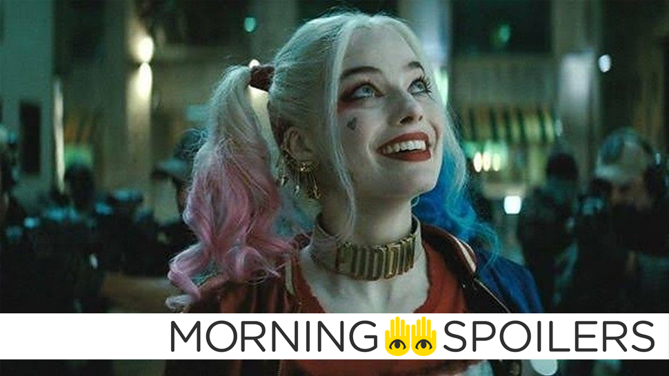 Updates From The Suicide Squad, The Walking Dead, And More