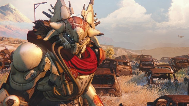 Sounds Like Destiny's Next DLC Will Be Way Less Cruel