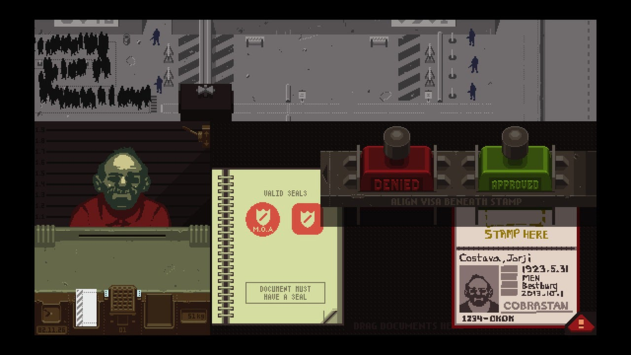 The Game I Played When I Was Scared To Death of Being Deported