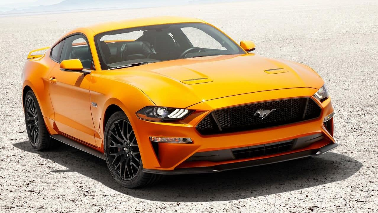 Ford Squeezes Even More Horsepower Out Of The Mustang GT