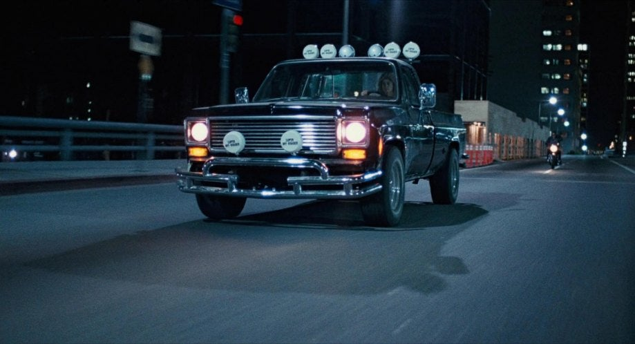 Reminder: The Other Truck In The Terminator Was Extremely Good