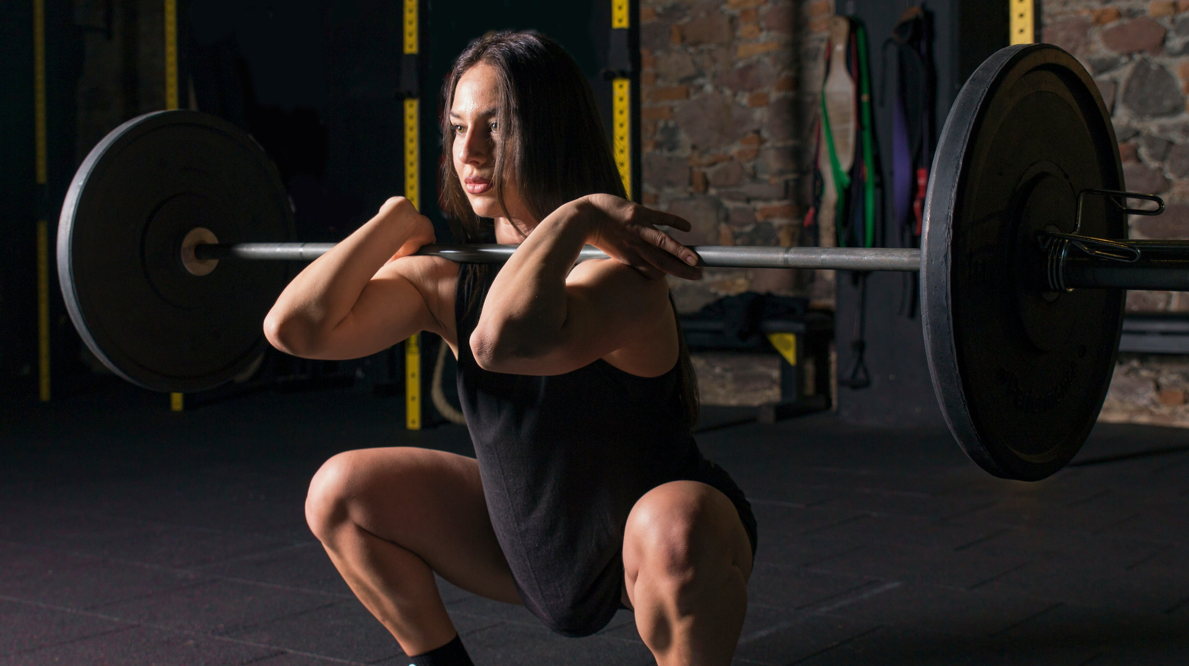 How To Do Front Squats Without Hurting Your Wrists