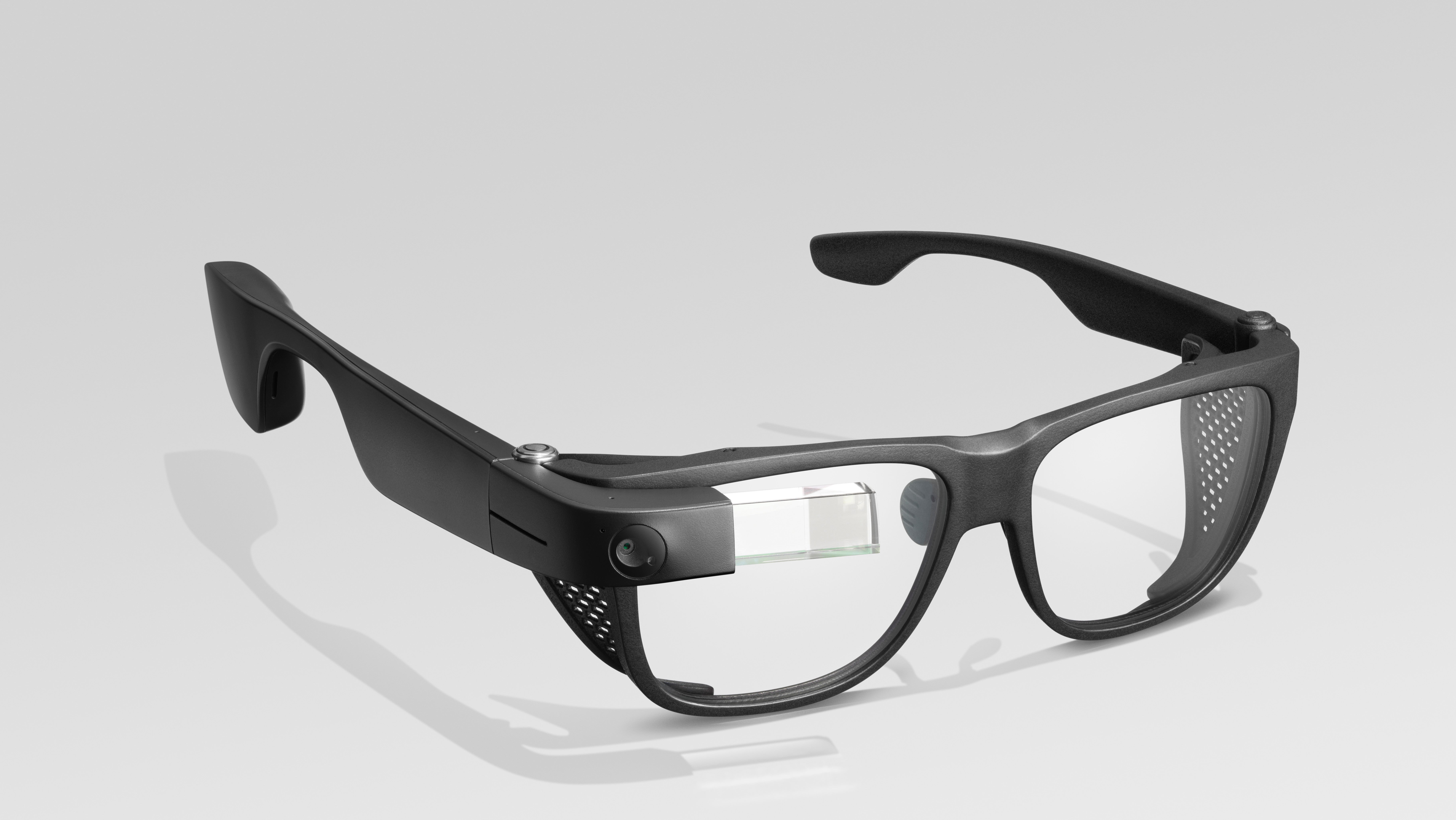 Google Glass Gets A Fresh Update With More Powerful Guts, Still Look Dorky As Hell