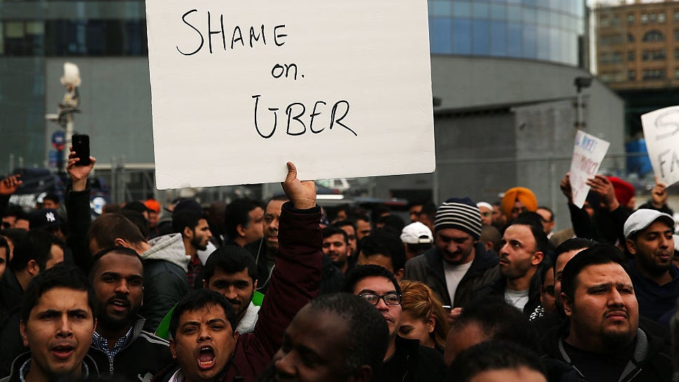 Oopsie! Uber Just Noticed It Forgot To Pay Drivers Millions Of Dollars