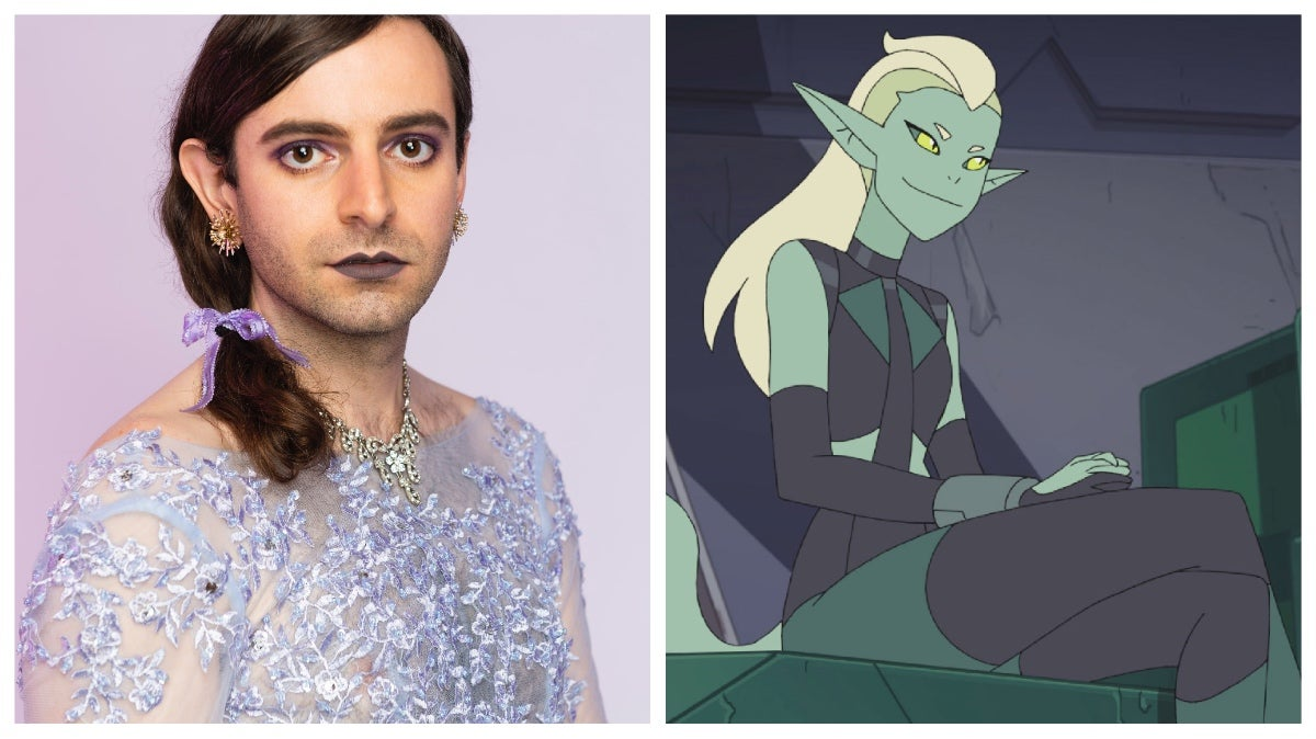 She-Ra And The Princesses Of Power Adds Jacob Tobia As Non-Binary Shapeshifter Double Trouble