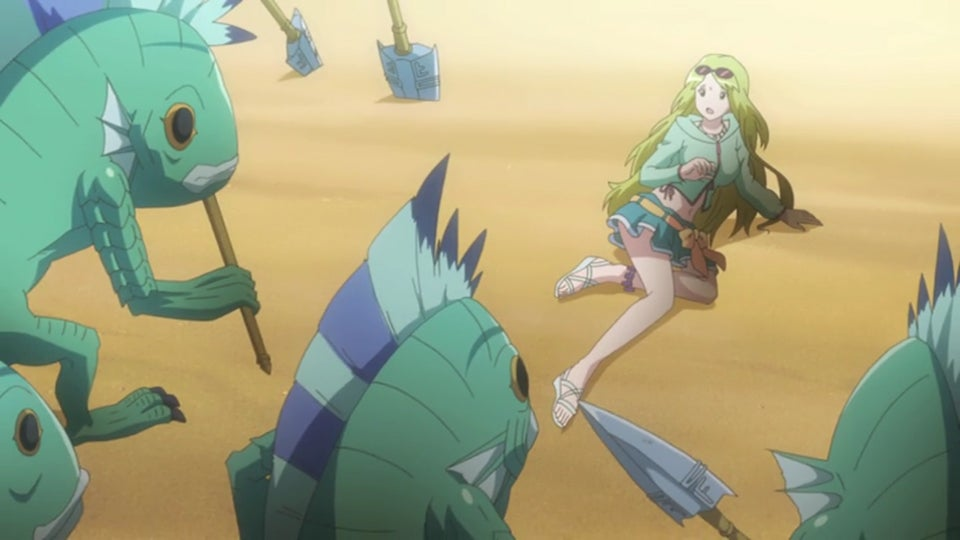Log Horizon Makes You Really Think About Being Trapped in an MMO