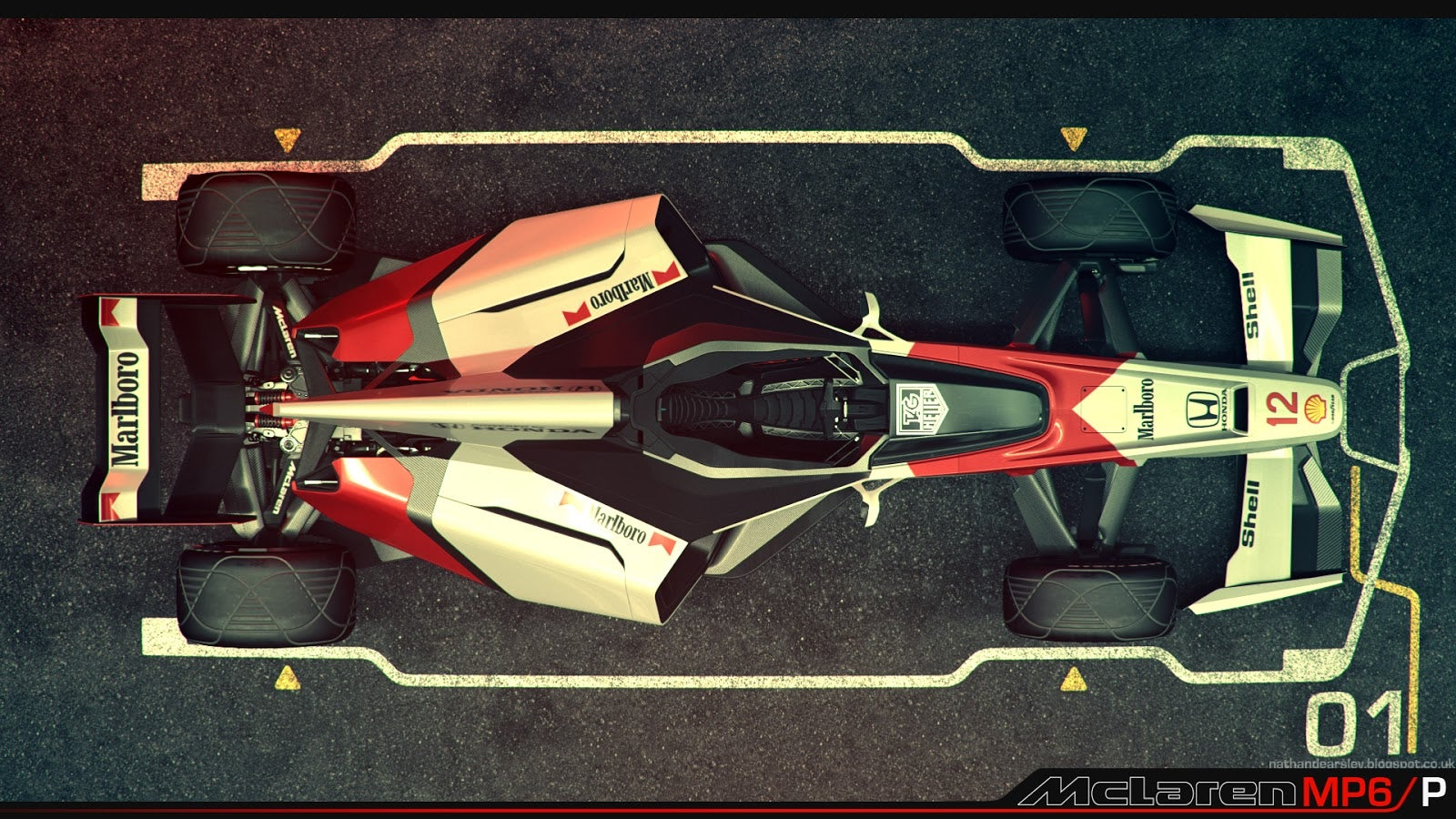 The Most Beautiful Race Car In The World (Of Tomorrow)