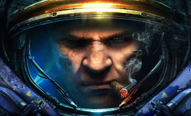 Scientists Use StarCraft II To Prove How Scary Ageing Is