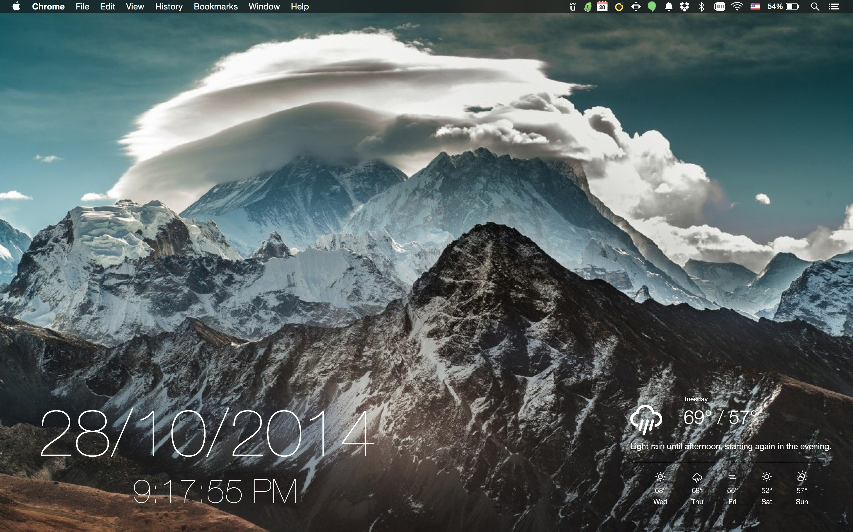 the nepali desktop