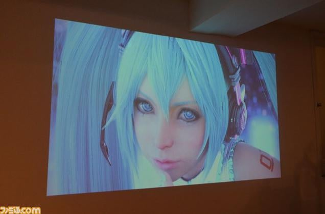 Tetsuya Nomura's Take on Hatsune Miku Looks So Final Fantasy