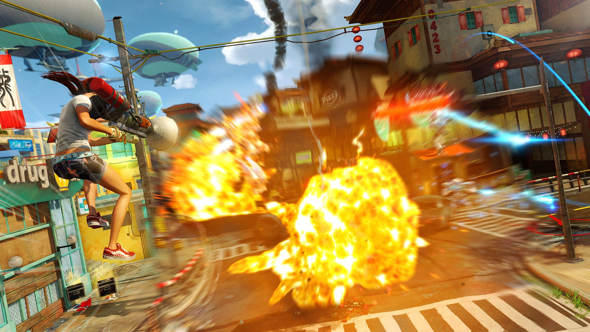 Sunset Overdrive: The Kotaku Review