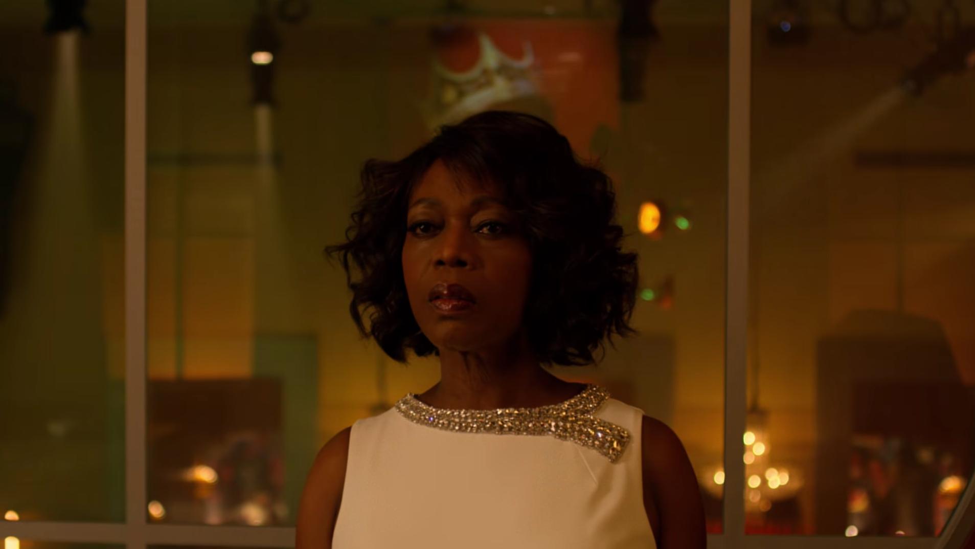 All Hail The Queen Of Harlem In The NewLuke CageTrailer