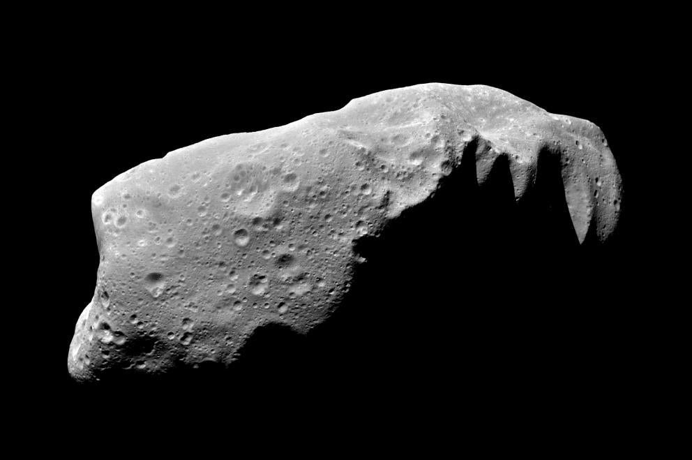 A Freakishly Big Asteroid Is About To Zoom By Earth