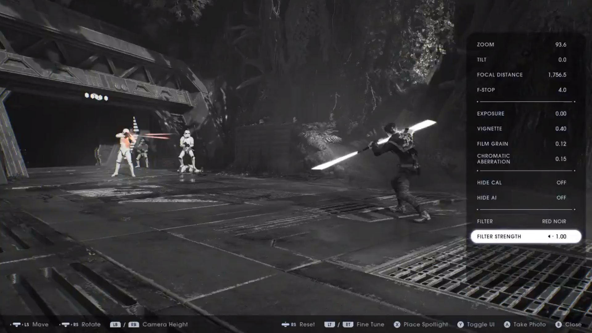 Star Wars Jedi: Fallen Order Is Getting A Photo Mode Later This Week.