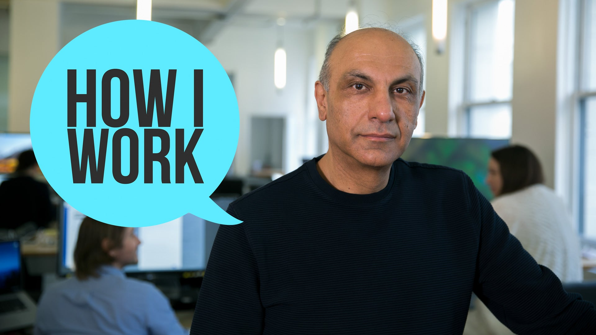 I'm PicsArt Founder Hovhannes Avoyan, And This Is How I Work